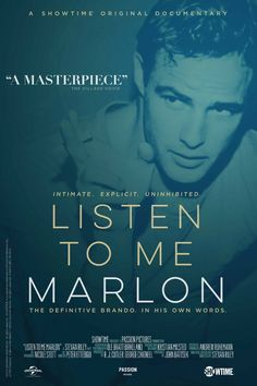 Directed by Stevan Riley. With Marlon Brando, Stella Adler, Bernardo Bertolucci, Michael Borne. A documentary that utilizes hundreds of hours of audio that Marlon Brando recorded over the course of his life to tell the screen legend's story. Marlon Brando, Hd Movies, Film Movie, Movies To Watch, Movies Free, Romance Movies, Apocalypse, Passion Pictures, Hollywood Movies Online