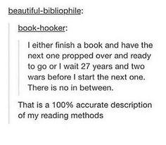 I'm in that 27 year zone. I reread the hunger games trilogy and now I'm not ready to dive into another book Books And Tea, I Love Books, Good Books, Books To Read, My Books, Hunger Games, Jandy Nelson, Book Memes, Ya Book Quotes
