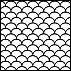 Silhouette Design Store - View Design #4397: scale lace