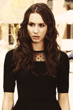 My Fav Liar! I love Spencer's style, its all american-prep but its very clean, here's something a bit more edgy for her but she lookz amaze! Her style has evolved through out the series and gets better each time!
