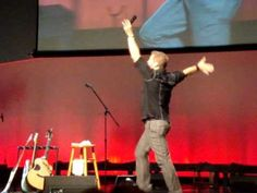 Tim Hawkins- Party in the U.S.A. - YouTube