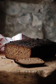 spiżarnia: Chleb litewski z mąką zaparzaną