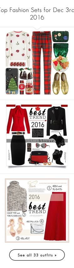 """""""Top Fashion Sets for Dec 3rd, 2016"""" by polyvore ❤ liked on Polyvore featuring ASOS, Preen, Maison Margiela, Yankee Candle, Charter Club, Topshop, Vivienne Westwood, Casetify, Sonia Rykiel and Schutz"""