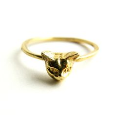 Cheshire Kitty Ring, $37, now featured on Fab.