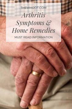 Arthritis Home Remedies Early Symptoms Best Tips Arthritis Hands, Yoga For Arthritis, Arthritis Exercises, Knee Arthritis, Rheumatoid Arthritis Symptoms, Types Of Arthritis, Inflammatory Arthritis, Home Remedies For Arthritis, Natural Remedies For Arthritis