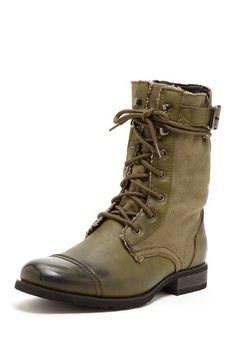 J75 Victory Military Boot