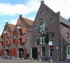 Coevorden, 'Het Arsenaal', The Netherlands de bieb