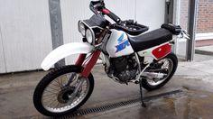 Image result for honda xlr 250 Dual Sport, Sport Bikes, Motogp, Honda, Motorcycles, Vehicles, Image, Design, Sportbikes