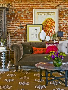 Red Couch Design, Pictures, Remodel, Decor and Ideas