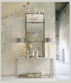 decorating eclectic mirrors