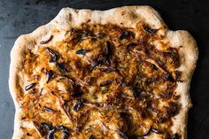 Pantry Pissaladière, a recipe on Food52