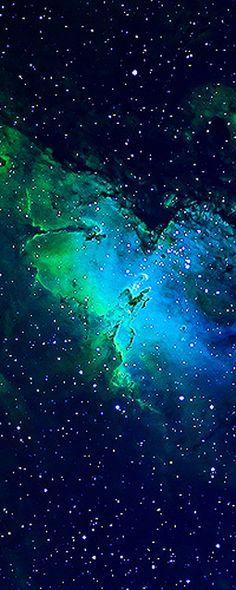 "♥ Beauty of the universe ""Eagle Nebula"""