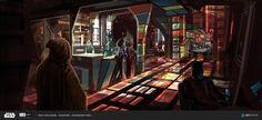 ILM Challenge - Finalist - Scene F, Alexander Pohl on ArtStation at https://www.artstation.com/artwork/YgZ6V