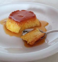 Crema de zahar ars (Creme caramel)