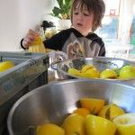 Doing the Bare Minimum in a Real Food Kitchen via HolisticKid