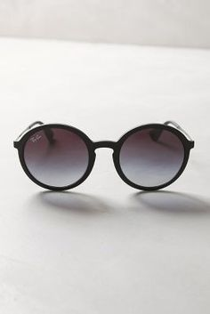 Ray-Ban Round Sunglasses #anthrofave