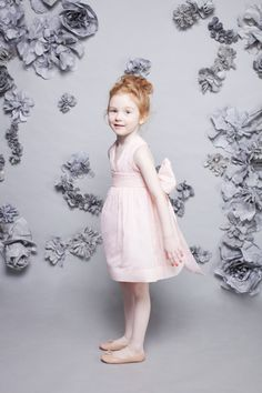 LOVE by Nellystella launching in SS2013, Jaslyn Dress in Grossamer Pink. www.nellystella.com