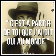 - Paul Eluard -