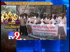 AP govt to host in Sri Rama Navami in Kadapa, North AP devotees protest