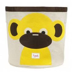 Cestos para ropa y juguetes Mono