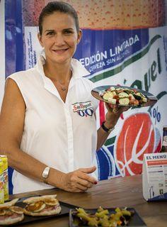 Samantha Vallejo-Nájera, amor porla cocina... ¡y por el baloncesto!