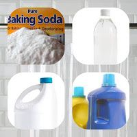 : Saving Your Vinyl Shower Curtain Liner! ~ Cleaning Tip of the Week! Household Cleaning Tips, Cleaning Hacks, Cleaning Supplies, Vinyl Shower Curtains, Shower Cleaner, Green Cleaning, Spray Bottle, Clean House, Deodorant
