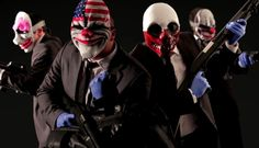Payday 2 new gameplay trailer and preorder bonuses revealed - That ...
