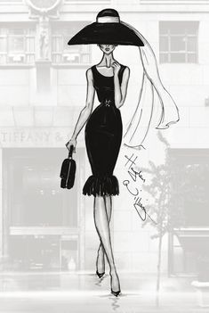 A Trip To Tiffany by Hayden Williams -  #audreyhepburn - #HaydenWilliams #BreakfastatTiffanys
