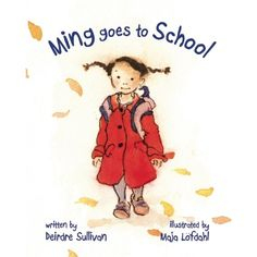Ming goes to school, where she learns to say hello and good-bye. She meets new…