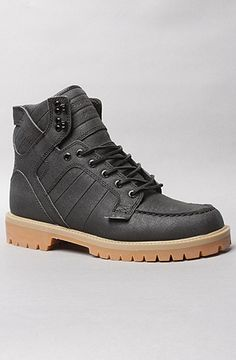 The Skyboot in Black TUF by SUPRA