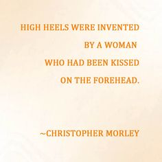 Fashion Quote - Christopher Morley