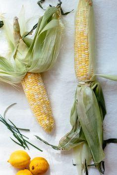 Summer Lemon Corn Soup | Nutrition Stripped