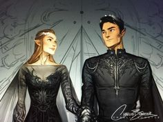 I'm just speachless! This piece of art is too perfect! [by Charlie Bowater]