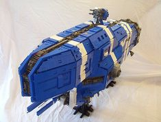 You can't go home again – Homeworld in Lego