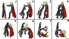 Loki's Guide To Refusing Hugs...