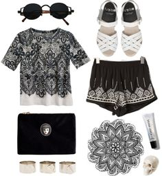 """""""outfit 112"""" by almoghatouel ❤ liked on Polyvore"""