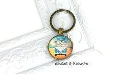 Schlüsselanhänger+Bus+Follow+the+Sunshine+(A005)+von+Windstill+&+Wolkenfrei+-+Einzigartiger,+handgemachter+Schmuck+für+einzigartige+Menschen+auf+DaWanda.com