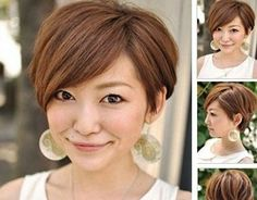 30 Best Short Hairstyles for Round Faces | Short Hairstyles 2014 ...