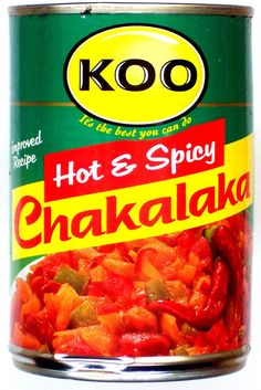 South African Food Recipes Chakalaka Chakalaka Immaculate Bites, Chakalaka Recipe South African Spicy Tomato Pepper And Onion, Chakalaka South African Cuisine Cooking Crossroads, South African Dishes, West African Food, South African Recipes, Chicken Curry, Curry Recipes, Sauce Recipes, Chutney, The Best, Spicy