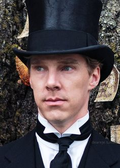 Benedict Cumberbatch, Parade's End, oh so fancy @Kenna Riddle