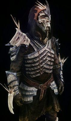 Bosmer Wild Hunt Armor