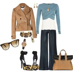 Trendy Weekend, created by msmith801 on Polyvore