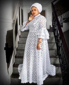 African Lace Styles, African Dresses For Women, African Attire, African Wear, African Women, African Fashion Ankara, Latest African Fashion Dresses, African Print Fashion, African Prints