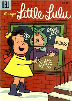 Little Lulu #128 - Published February 1959 by Dell/Gold Key