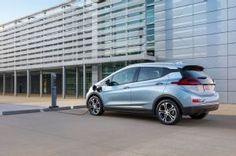 2017 Chevrolet Bolt EV Starts at $37,500. Federal tax incentives can bring it down to $30,000.