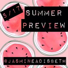 My SUMMER PREVIEW party on 5/17 is one week away!! TAG PPL. SHAAARE THIS LISTing!! Other