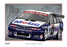 Explore Peter Hughes's photos on Photobucket. Australian V8 Supercars, Australian Cars, Holden Muscle Cars, Holden Australia, Car Prints, Holden Commodore, Car Illustration, Car Sketch, Car Drawings