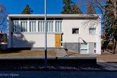 50-luku, 1955, Esko Toiviainen, Nuottapolku 8, Munkkiniemi