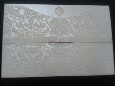 Convite alto luxo casamento