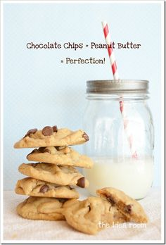 peanut-butter-chocolate-chip-cookie-recipes b wm